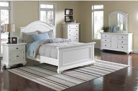 Furniture Sets For Bedroom Astoria Wood Bedroom Set In Off White Finish Ytf As640 Set