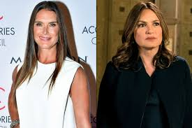law and order svu brooke shields joins in major role ew com