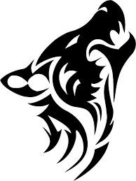 18 awesome tribal wolf only tribal