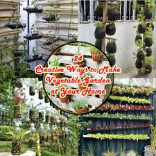 creative vegetable gardening 24 creative ways to build advantageous vegetable garden at your