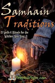 penniless pagan it s here samhain traditions is now on sale