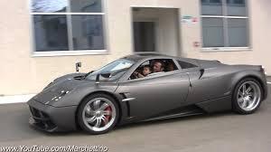 pagani test driver takes his son on a joy ride youtube