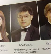 Funny High School Memes - 11 of the funniest high school senior yearbook quotes iron cactus