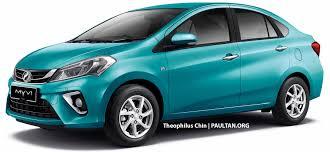 volkswagen sedan 2018 rendered 2018 perodua myvi sedan u2013 new flagship