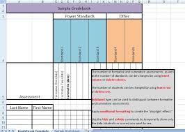 Grade Book Template Excel What It S Like On The Inside Building A Better