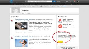 How To Create A Business Email Address by How To Create A Company Page On Linkedin To Promote Your Business