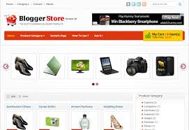 10 best free online store blogger templates with cart tech shortly