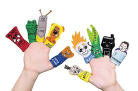 passover plague toys ten plagues finger puppets