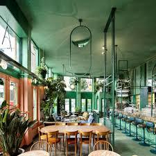 Green Interior Design by Bars Architecture And Interior Design Dezeen