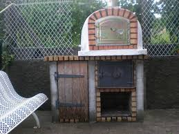 Backyard Brick Pizza Oven Brick Pizza Oven Wood Fired Outdoor