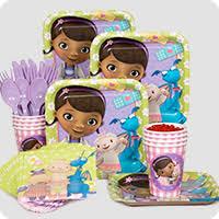 doc mcstuffins party doc mcstuffins birthday in a box party supplies decorations