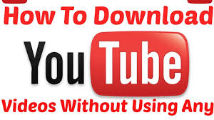 download youtube software for pc how to download youtube videos on pc without any software or