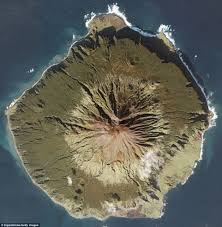 Square Miles To Square Feet Tristan Da Cunha Is The World U0027s Most Remote Island Daily Mail Online