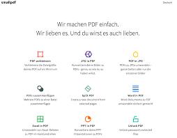 Smallpdf Tool Der Woche U2013 Smallpdf Zukunftswerkstatt Kultur Und
