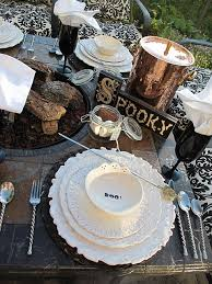 125 best halloween tablescapes images on pinterest halloween