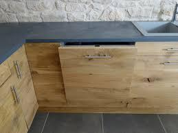 facade cuisine chene brut facade cuisine bois naturel le bois chez vous