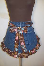 best 25 jean apron ideas on denim aprons aprons and