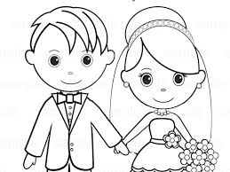 wedding coloring book pages all coloring page