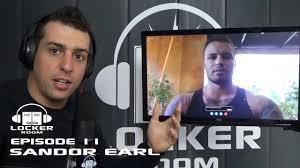 the locker room episode 11 sandor earl youtube