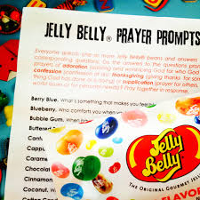 50 flavors for 50 days jelly belly prayer prompts sermon on the