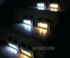 solar stair lights indoor 4pcslots solar light outdoor indoor waterproof stair lights mini