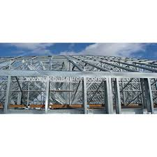 light industrial warehouse space china light prefabricated space frame steel structure for industrial