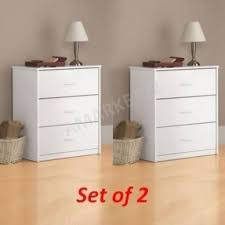 set of 2 nightstands hollywood thing
