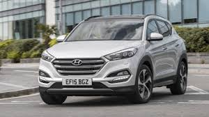 hyundai tucson review top gear