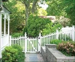garden fence and gate ideas ir ir lscape suable garden fence gate