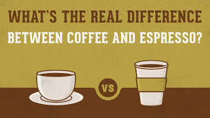 espresso coffee what u0027s the real difference between coffee and espresso