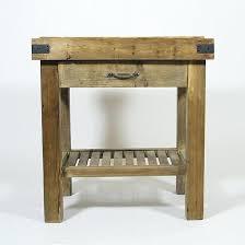 billot de cuisine pas cher meuble cuisine independant meuble cuisine bois recyclac authentiq