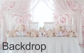 wedding event backdrop a particular event