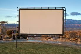 Backyard Projector Fresh Backyard Projector Screen Architecture Nice
