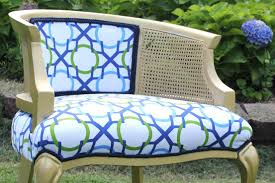 How To Reupholster Armchair The Diy Designer How To Reupholster A Chair