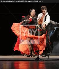 spanish flamenco dancers image yayimages com