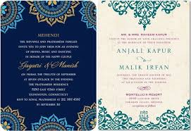 Modern Indian Wedding Invitations Indian Wedding Invitations Blueklip Com