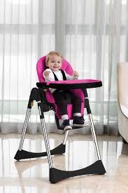 velu baby child highchair feeding chair compact high chair pink ebay