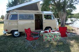 Retro Campers by Vintage Campervans In Florida Luxury Camping In Florida