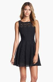 black party dress oasis amor fashion