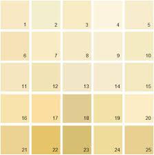 benjamin moore paint colors yellow palette 02 house paint colors