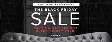 black friday furniture sales ad deals 2017 american signature