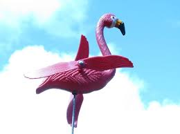welcome to retro flamingos