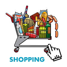 Online purchasing for E Retailing