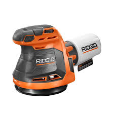 random ridgid gen5x 18 volt 5 in cordless random orbit sander tool only