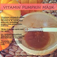 Pumpkin Enzyme Peel Before And After by Homemade Pumpkin Mask Primally Inspired