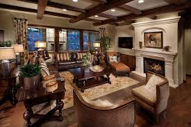 heritage furniture for a traditional living room with a