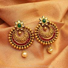 gold earings best 25 gold earrings designs ideas on diamond