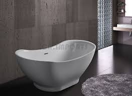 Free Standing Contemporary Bathtub 67
