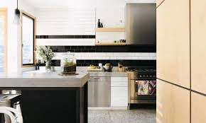 White Backsplash For Kitchen by Gorgeous Variations On Laying Subway Tile