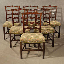 Types Of Antique Chairs Dining Chairs Antique Furniture Ebay